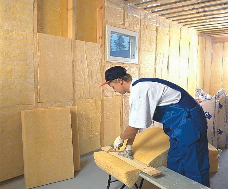 Как изнутри утеплить стены в квартире изнутри
